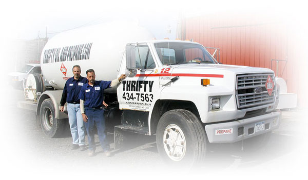 Thrifty Propane and Heating Oil